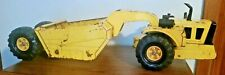 Vintage 1970's Tonka Mighty Scraper Construction Truck Metal Toy