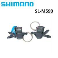 Shimano DEORE SL M520 M530 M590 SLX M660 9S 27S 9 Speed Bike MTB Shifter Lever