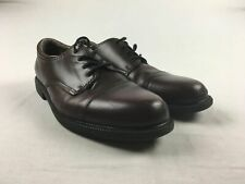 Dockers - Brown/Black Dress Shoes (Men's 16) - Used