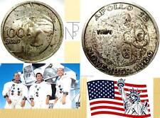 APOLLO 12 (USA mission) il Tempo-Medal,35 mm.