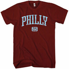 PHILLY T-shirt - Area Code 215 - Philadelphia XS-4XL