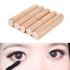 1Pc 8ml Gold Empty Mascara Tube Eyelash Cream Vial/Liquid Bottle/Container SEAU