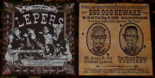 "2 x GG ALLIN Limited Edition Split 7""s DUANE PETERS Disco Lepers antiseen g.g."