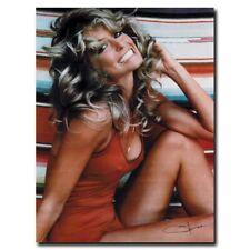 Farrah Fawcett Red Swimsuit 24x32inch Classic Silk Poster Pub Shop Decals