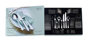 SALE - Arthur Price Georgian 52 Piece - 18/10 Stainless Steel Cutlery Set - NEW