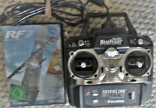 Real Flight RF7 R/C Flight Simulator + Futaba InterLink Elite Controller + E sky