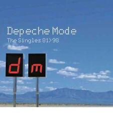 Depeche Mode - The Singles 81-98 NEW CD
