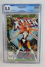 Marvel 1982 Uncanny X-Men #164 CGC Graded 5.5 Carol Danvers Becomes Binary