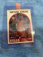 1989-90 Hoops #200 Michael Jordan
