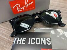 Ray-Ban RB2140 Wayfarer Lenses Unisex Classic Sunglasses - Polarized MSRP $204