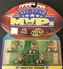 Green Bay Packers 1997 All-Star MVP's NFL Poseable Action Figures
