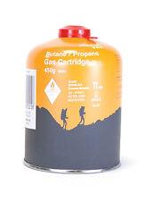 450g a Gas Butano/Propano Cartuccia Arancione in Metallo-Yellowstone