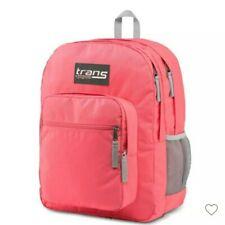 JanSport Trans 5 in 1 Pink Mist Supermax Backpack Js00tm603b7