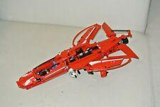 Lego technic : set 9394 - L'avion supersonique - incomplet