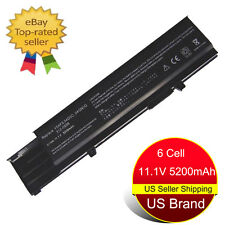 New 6 Cell Battery for Dell vostro 3400 3500 3700 7FJ92 4JK6R Y5XF9 04D3C Laptop
