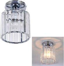 Ceiling Light Fixture Flush Mount Modern Pendant Lighting Crystal Chandelier