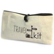 Cotton organising  pouches travel pouch