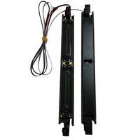 1X(1 Paire 8 Ohms10W Bricolage LCD TV Haut-Parleur Gamme ComplèTe Machine d R8F1