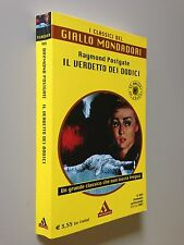 Raymond POSTGATE - IL VERDETTO DEI DODICI , Giallo Mondadori n.985 (2003)