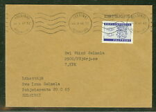 Finland 1963, Military Stamp (M8) tied on Fdc, Vf, signed Pollak, Facit $240.00
