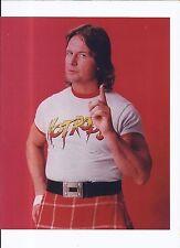 rowdy roddy piper 8x10 Unsigned Photo Wrestling WWE WWF WCW AWA TNA