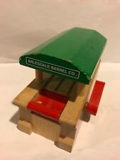 2001 Arlesdale Barrel Co. Loader Only Thomas the Train Wooden Railway Engine
