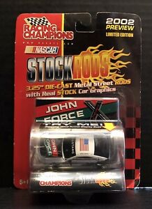 John Force - 97' Mustang #5 -Racing Champions - 2002 Preview - Stock Rods - New