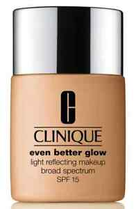 CLINIQUE Even Better  Glow Light Reflecting Makeup Broad Spectrum Spf 15 Tea 1 O