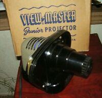 VINTAGE Sawyer's View-Master Junior Projector w/Box and Instructions