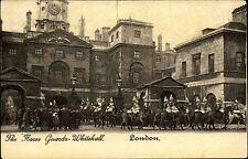 London England AK ~1900 Horse Guards Whithall Parade Militär Uniform Military