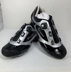 EIERDA Mountain Bike Shoes Black Size 44 cycling