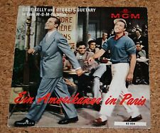 Single 7 Gene Kelly Georges  Guetary an American in Paris MGM 63004 Gerswin