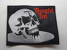MERCYFUL FATE EMBROIDERED PATCH