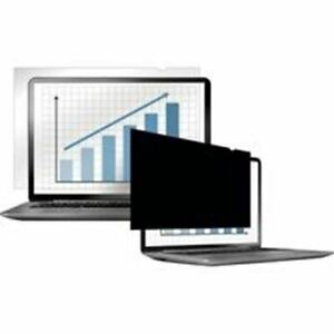 """Fellowes PrivaScreen™ Blackout Privacy Filter - 15.6"""" Wide - FEL4802001"""
