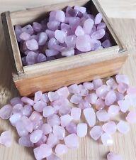 Tumbled Gemstone Natural Crystal Rose Quartz Chip Stone 5g Medium TypeB