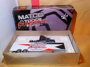 MATCO TOOLS , INAUGURAL SUPERNATIONALS DIECAST HAULER - 1 OF 3000 - NEW IN BOX
