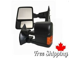 Door mirror for ford f250 f350 f450  Super duty 2008 - 2016 Power towing mirrors