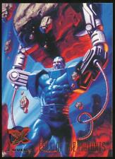 1995 X-Men Ultra X-Overs Trading Card #120 Fall of the Mutants