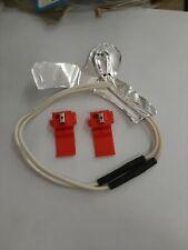 2 Pack WR49X10173 Dispenser Water Tube Heater Valve AP4318572 PS176622