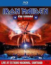 Iron Maiden - En Vivo! Live in Santiago de Chile [Blu-ray] | DVD | état très bon
