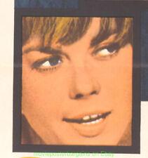 INSIDE DAISY CLOVER MOVIE POSTER Original 14x22 Window Card NATALIE WOOD