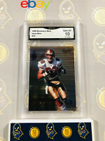 1999 Bowman's Best Jerry Rice #33 - 10 GEM MINT GMA Graded Football Card