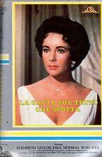La Gatta sul tetto che Scotta (1958) VHS 1a Ediz. MGM
