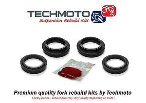 Yamaha XT 350 N 1986 fork & dust seal repair rebuild kit