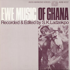 Ewe Music Of Ghana (2009, CD NIEUW) CD-R