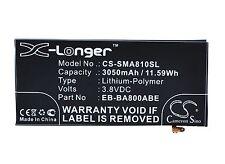 NEW Battery for Samsung Galaxy A8 Galaxy A8 Duos SM-A8000 EB-BA800ABE Li-Polymer