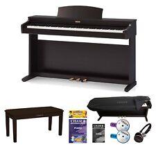 Kawai Digital Piano Kdp-90 Bundle in Rosewood Upright Electric 88 Notes a