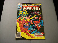 The Invaders #41 (1979 Marvel) Low Grade