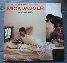 Mick Jagger, just another night (extended remix), Maxi Vinyl
