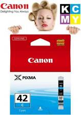 Canon Genuine Pixma Ink Printer Cartridge CLI-42C 42 C CLI42C CYAN/BLUE CHEAP RP